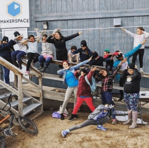 Pinnguaq's Iqaluit Makerspace Has A New Home!