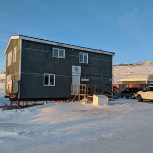 The Iqaluit Makerspace in 2020