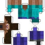 Creating Custom Skins For Minecraft Characters