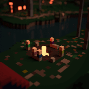 Creating Voxel Art With MagicaVoxel