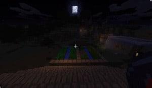 A screenshot from Minecraft.