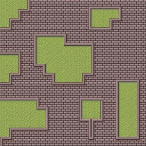 Pixel Art 3C: Tile Permutations In GraphicsGale