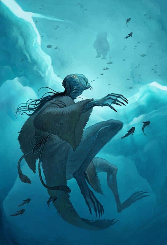 qalupalik under water
