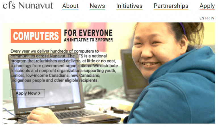 CFSN home page