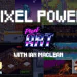 Pixel Power Series