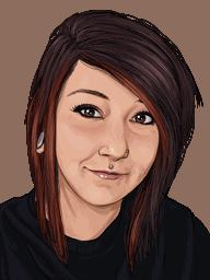 Portrait of Cheyenne McNenly