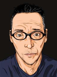 portrait of Trevor Hutchinson