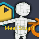 Blender Print-a-Piece Ep. 3: Meet Stuart