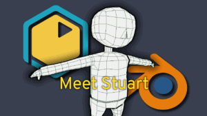 Blender Print-a-Piece Ep. 3: Meet Stuart