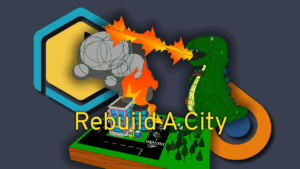 Blender Print-a-Piece Ep. 4: Rebuild A City