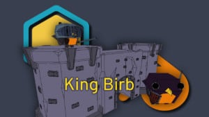 Blender Print-a-Piece Ep. 5: King Birb