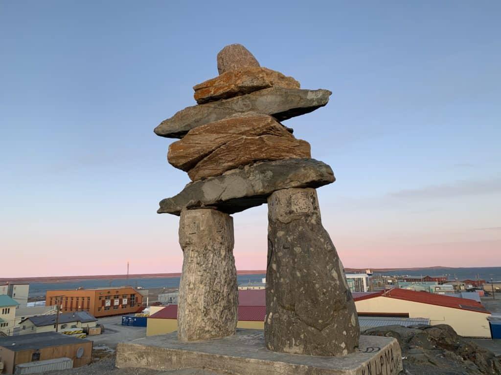 Inuit Inuksuk