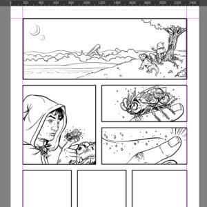 Krita for Comics Ep. 6: Inking
