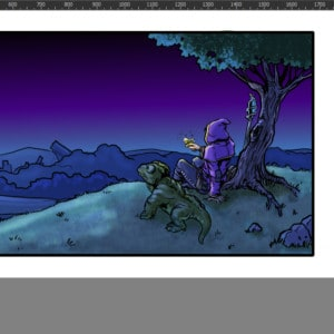Krita for Comics Ep. 8: Colour