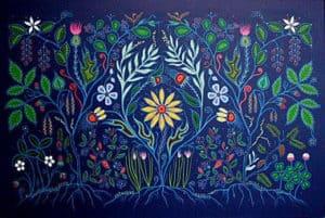 art by christi belcourt