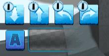 Example of Nanili letter block
