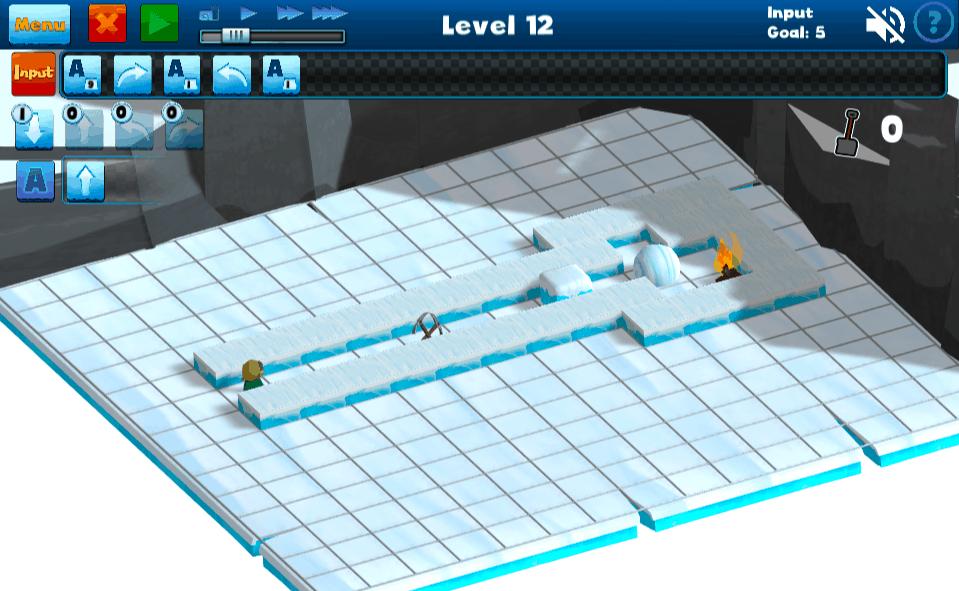 Nanili level 12 solution