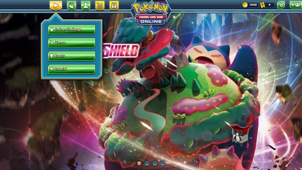 game for pokemon tcgo