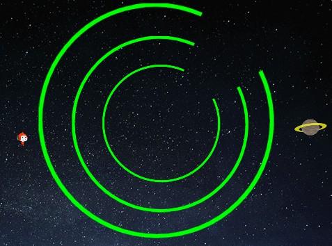 A screen capture of a Scratch game.