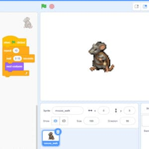 Pixel Power: Sprites for Scratch