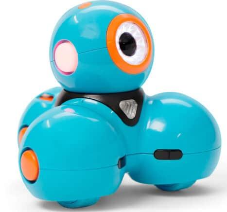 Dash and Dot robot.