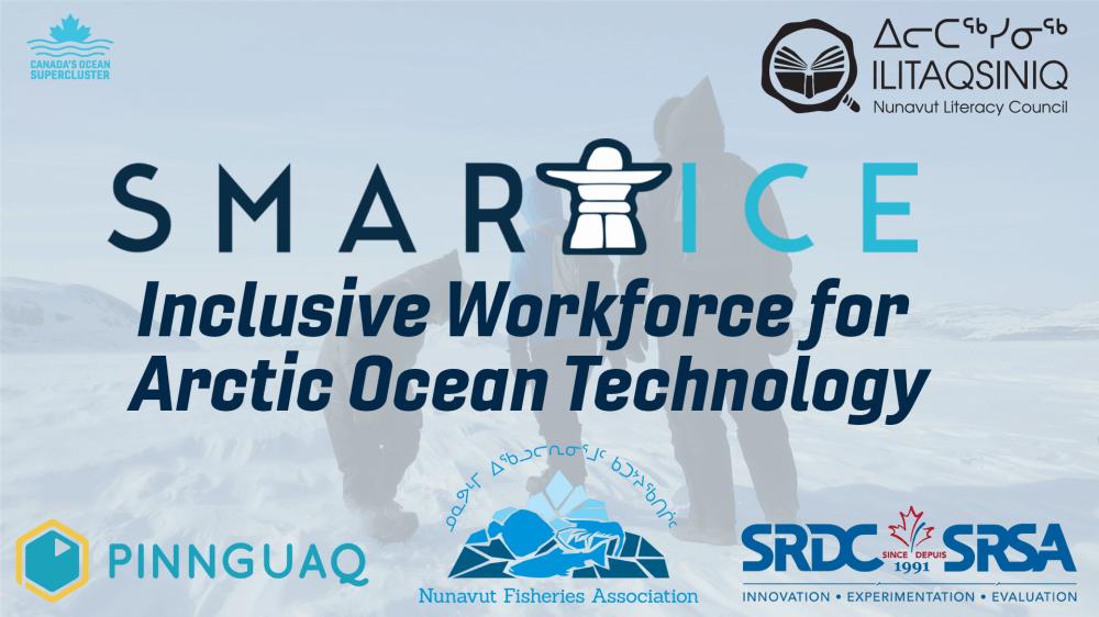 SmartICE workforce project announcement