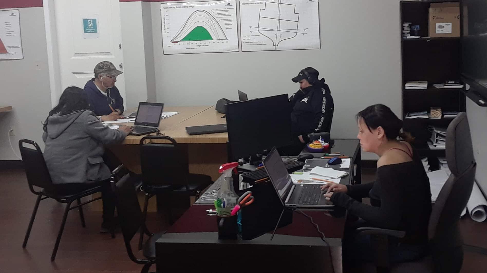 Qikiqtani computers for digital skills development