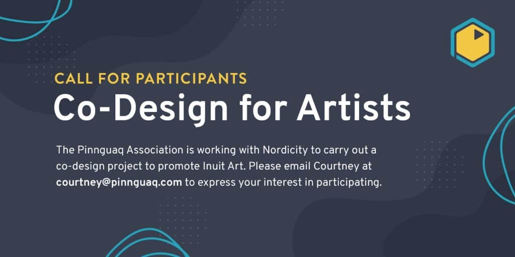 co-design for artists