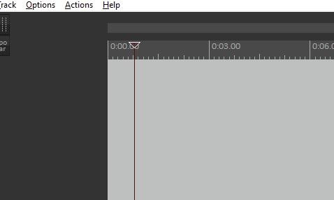 A screenshot of the Reaper interface.