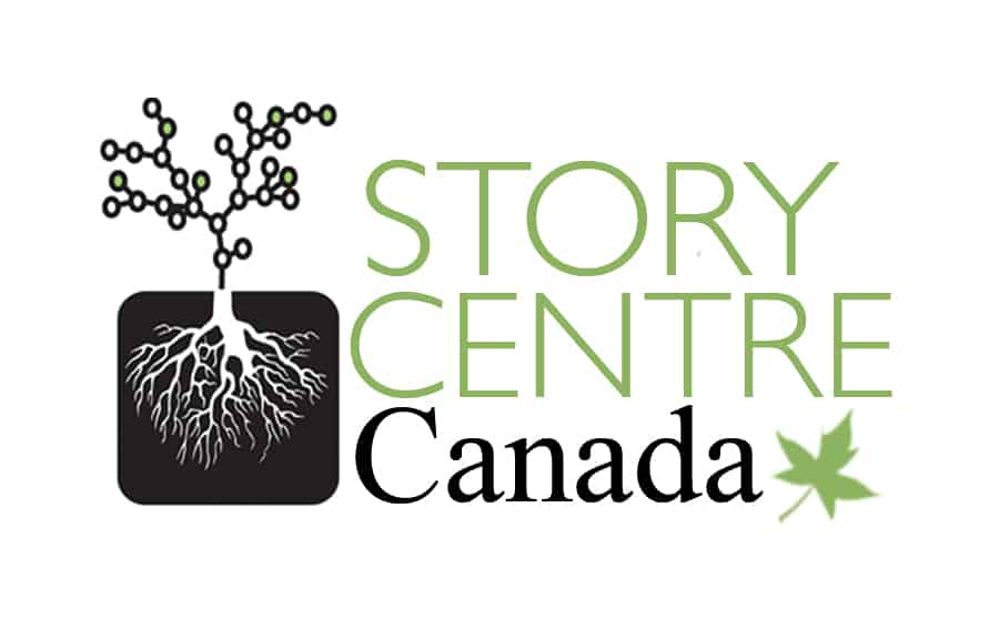 StoryCentre Canada logo - storytelling