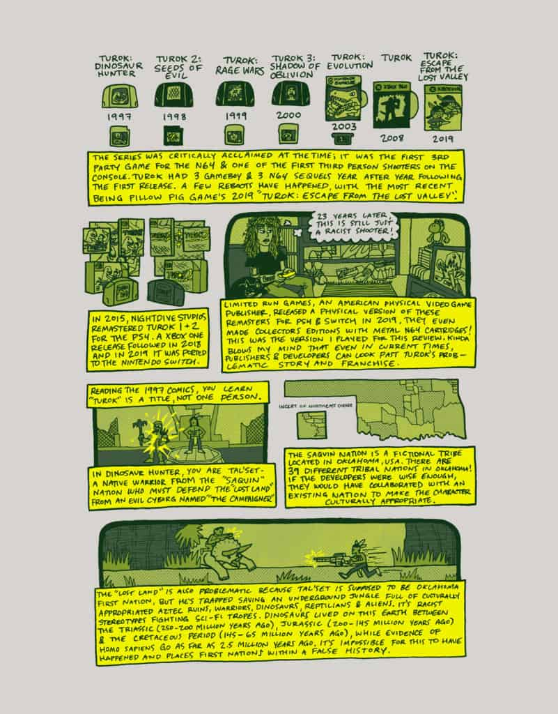 "Page 2 of Cole Pauls' ""Just Like Us"" comic."
