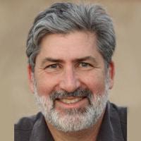 A portrait of Alan Gershenfeld.
