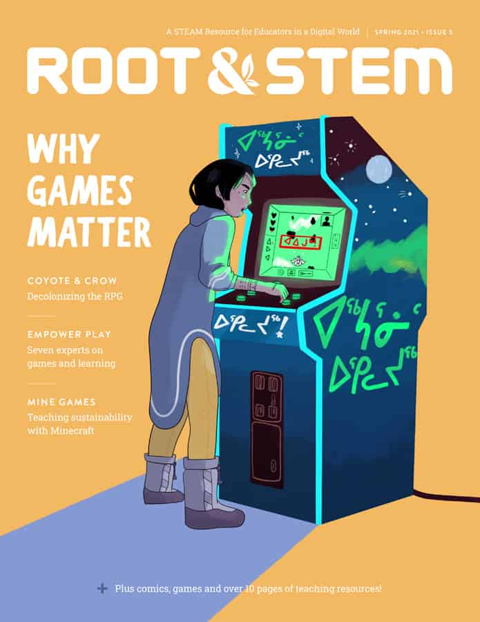 Root & STEM: Issue 3