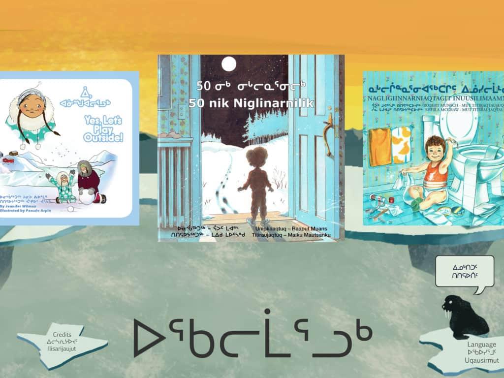 Uqalimaarluk book.
